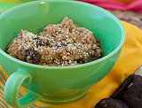 Millet and Amaranth Porridge
