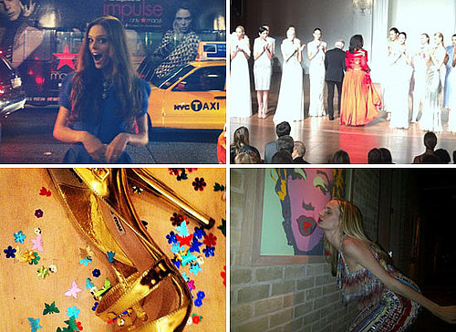Celebrity Fashion Twitter Pics From Coco Rocha, Derek Blasberg, Lauren Conrad and More!