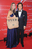 Lauren Bush Lauren and husband David Lauren at Fashion Group International's 28th annual Night of Stars at Cipriani Wall Street.