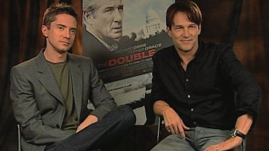 Watch Stephen Moyer and Topher Grace Show Off Their Russian-Speaking Skills!