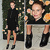 Kate Bosworth Wears Black Chanel