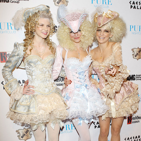Stars Celebrate Halloween Weekend in Crazy Costumes!
