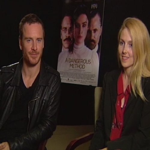 Video: Dangerous Method Michael Fassbender's Favorite Hobby