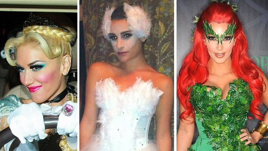 Video: See Celebrities Step Out in Their Sexiest Halloween Costumes!