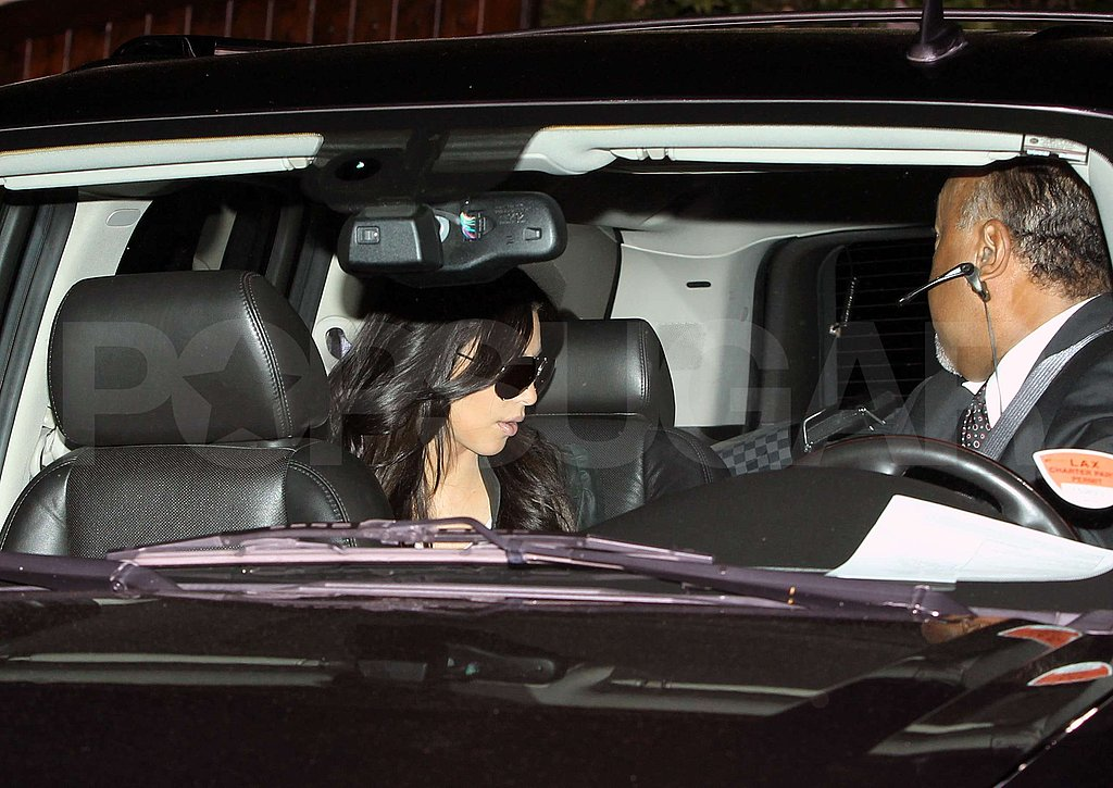 Kim Kardashian Flees to Australia Following Divorce Drama