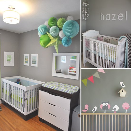 Go Gray! 5 Gray Nurseries to Swoon Over