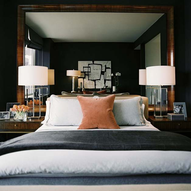 Alternative Headboard Decorating