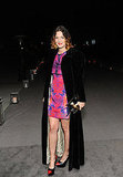 Drew Barrymore inside LACMA's Art + Film bash.