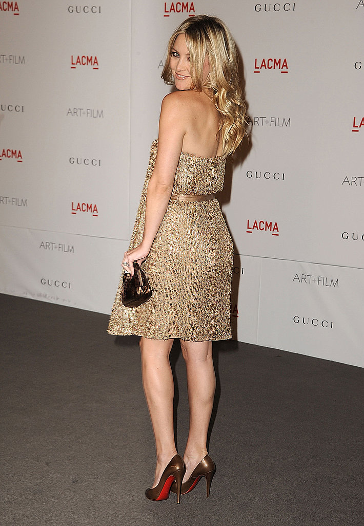 Kate Hudson at a LACMA bash in LA.