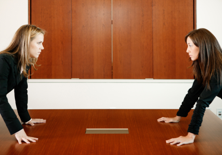 When Did You Have to Deal With Conflict in the Office, and How Did You Resolve It?