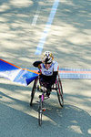 USA&#039;s Amanda McGrory Takes First in the Wheelchair Division