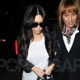Kim Kardashian Video Leaving LA For Australia a Day After Filing For Divorce From Kris Humphries