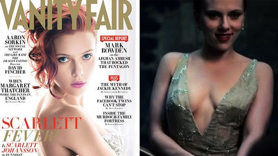 Video: Scarlett Johansson Talks Nude Photos in VF — See Her Sexy Magazine Shoot!