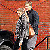 Tom Brady and Gisele Bundchen Pictures in Boston