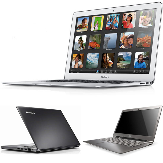 Slim and Lightweight Laptops