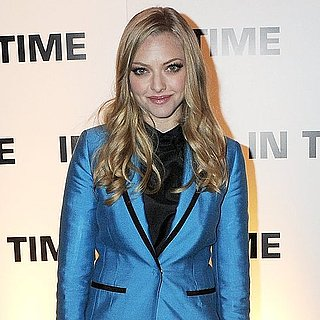 Amanda Seyfried Red Carpet Style In Time premiere
