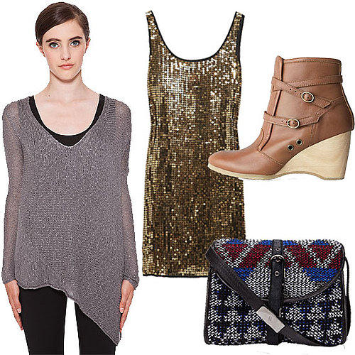 How to Wear Sequins During the Day