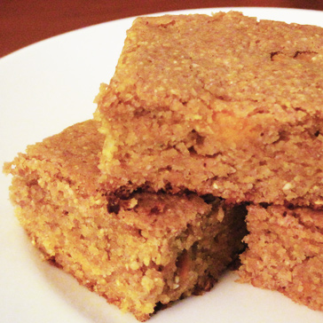 Kid-Friendly Vegan Sweet Potato Corn Bread Recipe