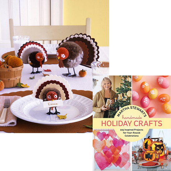 Martha Stewart's Handmade Holiday Crafts ($16)