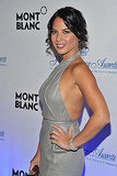 Olivia Munn struck a pose at a Mont Blanc event.