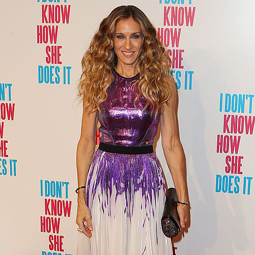 Sarah Jessica Parker in Crazy Philip Treacy Hat Pictures