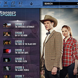 Doctor Who Encyclopedia iPad App