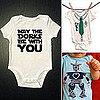 Geeky Onesies For Baby