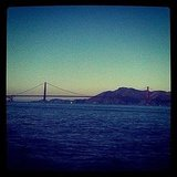 Instagramming the Golden Gate