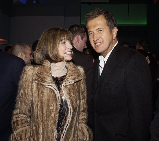 2002: Burberry New York Store Opening