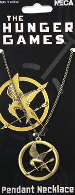 The Hunger Games Pendant Necklace ($50)