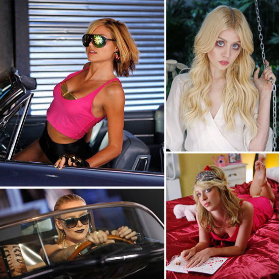 America's Next Top Model: The Girls Star in Music Videos