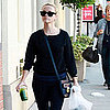 Reese Witherspoon With Green Drink Pictures