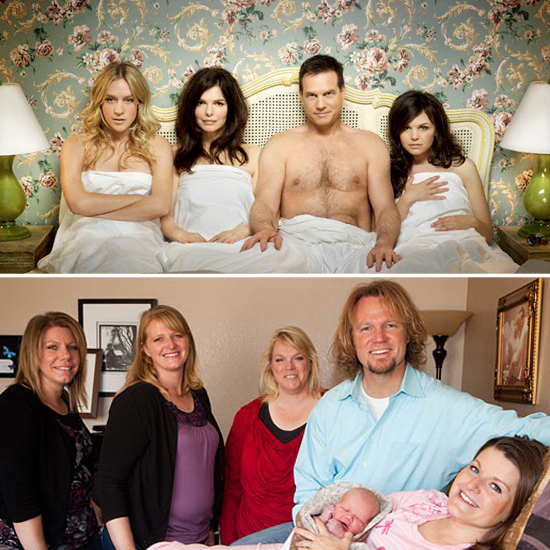 A History of Polygamy in Pop Culture