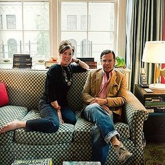 Kate and Andy Spade on Moving to San Francisco