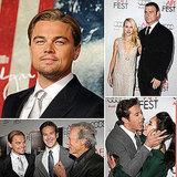 Leonardo DiCaprio Premieres J. Edgar With Naomi, Ed, and Jokester Armie