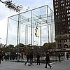 New Apple Glass Store in New York City Picture