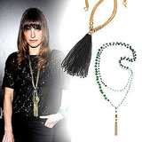 Make a Statement With Fall's Latest Necklace Trend!