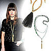 Shop Tassel Necklaces For Fall 2011