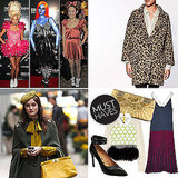 Fashion News and Shopping For October 31, 2011