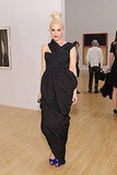 Gwen Stefani toured the MOCA galleries.