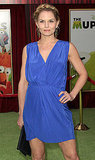 Once Upon a Time's Jennifer Morrison wore blue for the star-studded event.