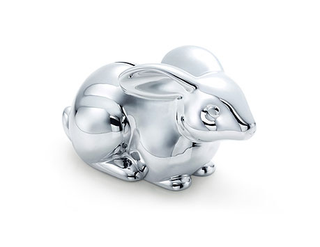 Tiffany Piggy Bank ($1,350)
