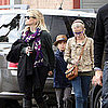 Reese Witherspoon With Jim, Ava, & Deacon at Church Pictures