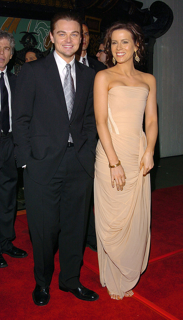 Leonardo DiCaprio walked the red carpet at the December 2004 premiere of The Aviator with his gorgeous costar Kate Beckinsale.