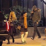 Blake Lively and Ryan Reynolds Sneak Out Together in Boston