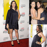 Pregnant Jennifer Garner Gets Playful For a Butter Premiere With Olivia Wilde