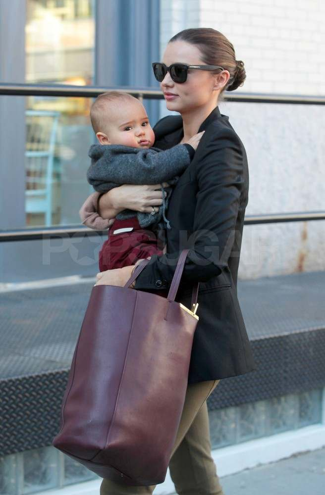 Miranda Kerr out with Flynn.