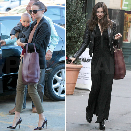 Miranda Kerr and Orlando Bloom Trade Off Taking Care of Flynn