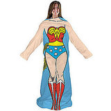 Wonder Woman Snuggie ($30)