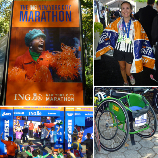 From the Finish Line: Behind the Scenes at the NYC Marathon